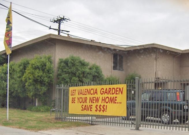 valencia gardens